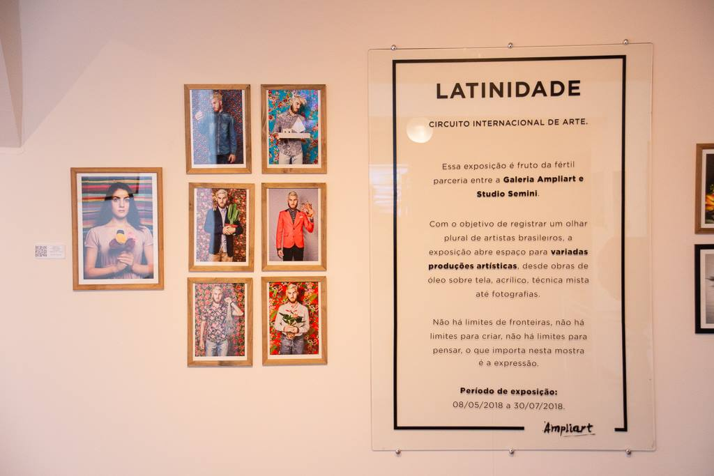 Vernissage | Latinidade