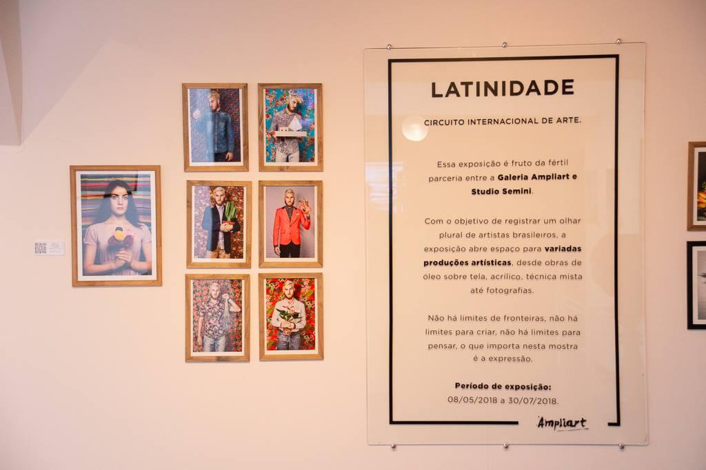 Vernissage: Latinidade