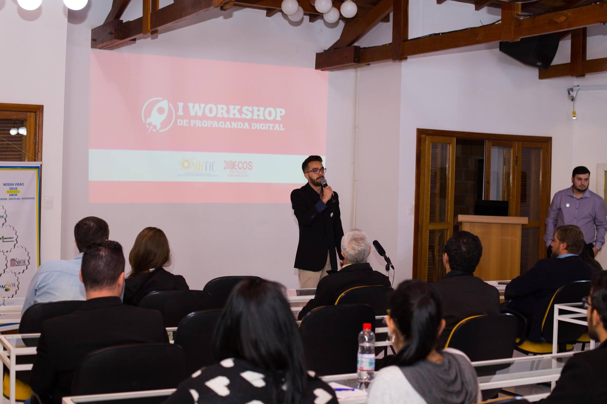 I Workshop de Propaganda Digital - ECOS